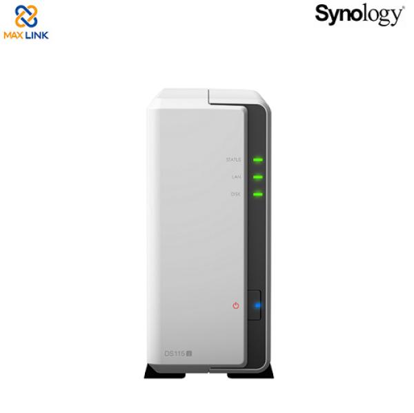 Bảng giá Thiết bị lưu trữ mạng Synology NAS DS115J Phong Vũ