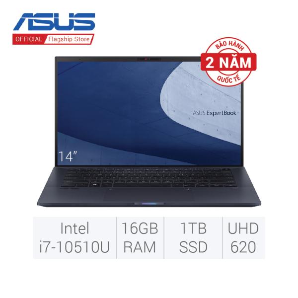 Bảng giá Laptop ASUS EXPERTBOOK B9450FA-BM0616R (i7-10510U/16GD3/1T-PCIE/TPM) 14inch - màu Đen Phong Vũ