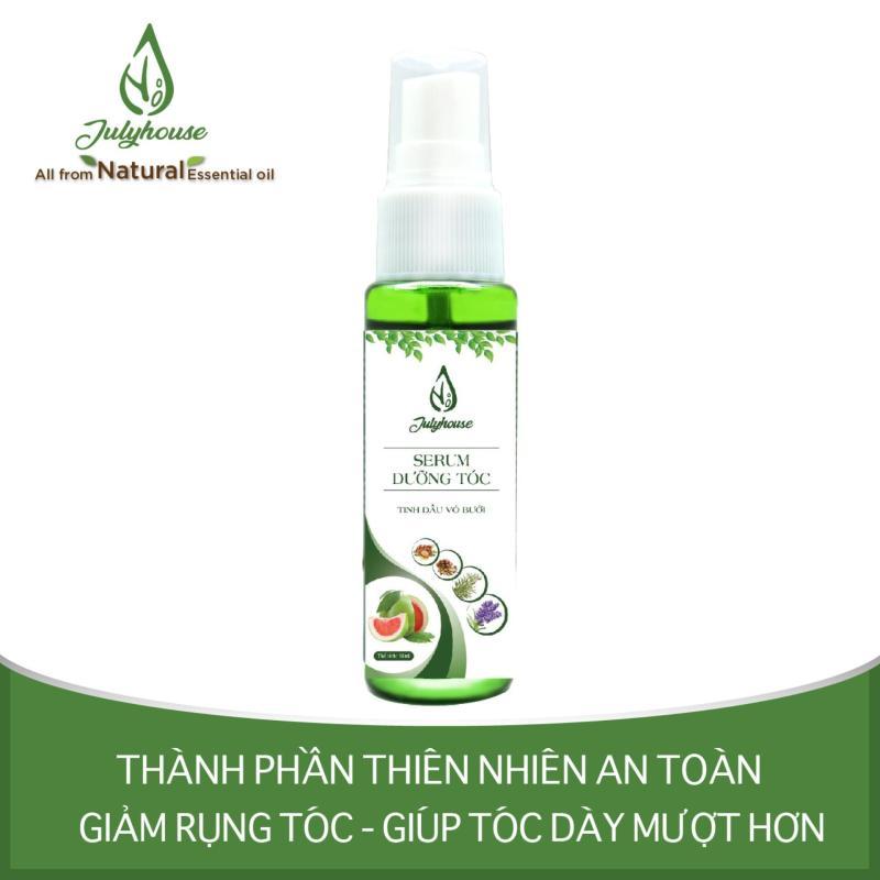 [Chính Hãng] Serum dưỡng tóc tinh dầu Vỏ Bưởi 38ml JULYHOUSE cao cấp