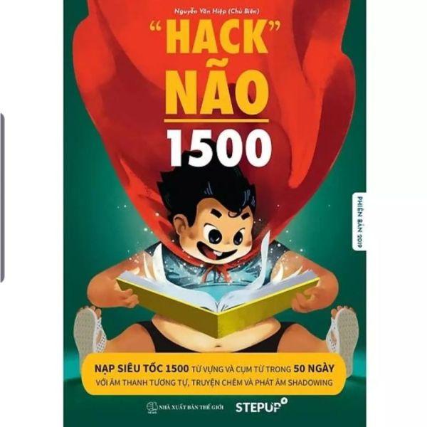 Mua HACK NÃO 1500 ( TẶNG KÈM AUDIO VÀ VIDEO )