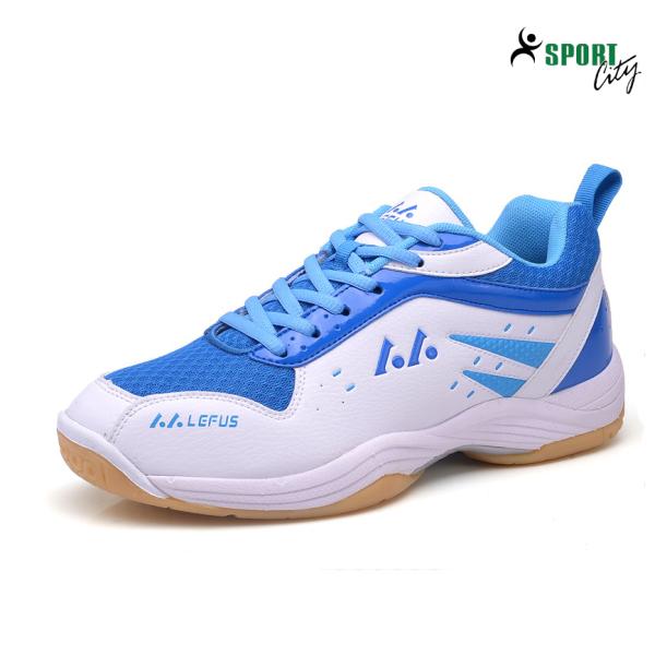 Giày cầu lông nam nữ Lefus L05 chuyên nghiệp, đế kếp chống lật cổ chân, mềm ôm chân, thoáng khí, Giày bóng chuyền, giày thể thao, giày đánh cầu lông