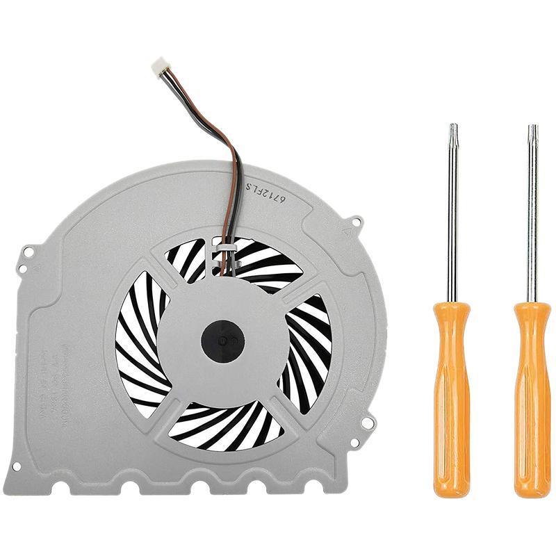 Bảng giá Replacement Internal Cooling Fan Ksb0912Hd for Ps4 Slim Cuh-2015A Cuh-2016A Cuh-2017A Cuh-20Xx Cuh-21Xx Cuh-22Xx Models+Tool Kit Phong Vũ