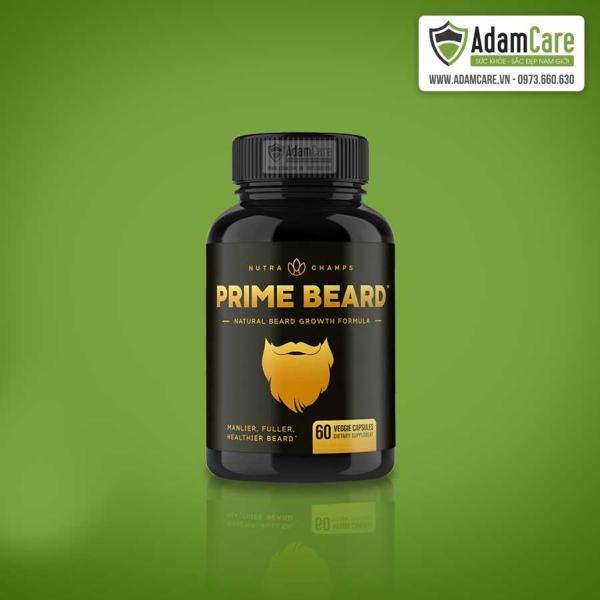 Prime Beard chuyên cho râu tóc giá rẻ