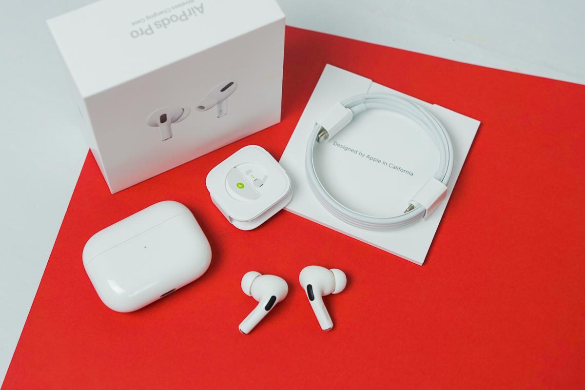 [Tặng kèm ốp] Tai nghe Bluetooth AP Pro + Chống ồn chủ động + Xuyên âm + Định vị vị trí + Bảo hành 6 tháng lỗi 1 đổi 1