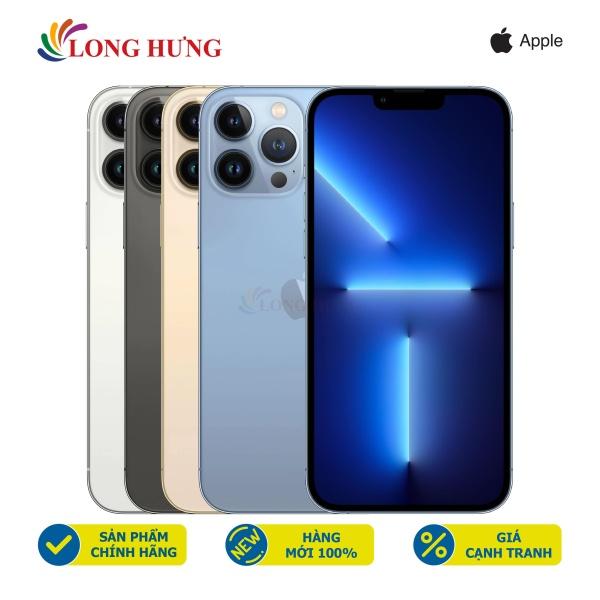 Điện thoại Apple iPhone 13 Pro Max 256GB (VN/A) - Hàng chính hãng - Màn hình cực lớn, Camera ấn tượng, viên pin sử dụng cả ngày dài