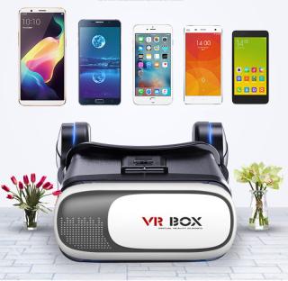 Kính Thực Tế Ảo Tốt Nhât, Kính Thực Tế Ảo Xem Phim 3D VR Box Phiên Bản 2.0 Xem Như Thật, Có Kết Cấu Đơn Giản, Hình Ảnh Chân Thật, Sống Động, Xem Video Clip 3D Như Tại Rạp. Xem Là Thích. thumbnail