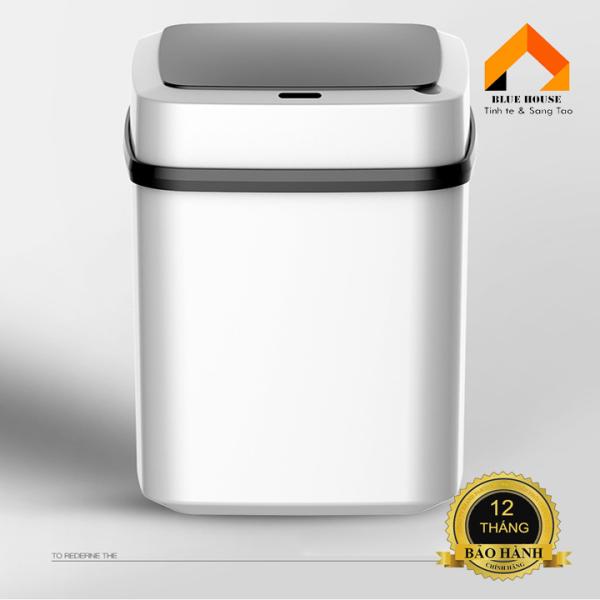 Thùng rác thông minh, Thùng rác cảm ứng, Thùng rác tiện lợi cao cấp – H060
