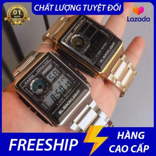 Đồng hồ nam Casio AE-1200WH - Cơn sốt giới trẻ thumbnail