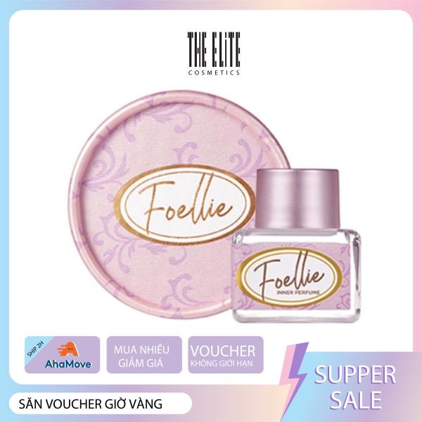 Nước hoa vùng kín Foellie Eau De Innerb Perfume phiên bản mới cao cấp