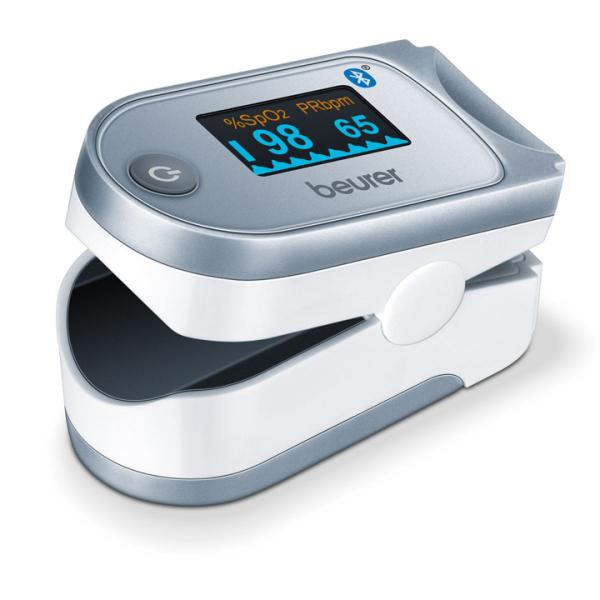 Máy đo nồng độ oxi trong máu SPO2 và nhịp tim Beurer PO60 Bảo hành 2 năm - Gia dụng Phong Anh bán chạy