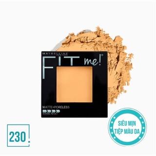 Phấn Nền Maybelline Fit Me Powder Foundation SPF32 PA+++ 230 Natural Buff 9g thumbnail
