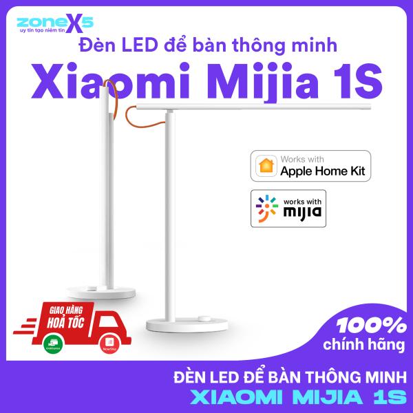 [HCM]Đèn LED để bàn thông minh Xiaomi Mijia 1S - Đèn bàn thông minh Xiaomi điều khiển qua app hoạt động với Apple Home Kit
