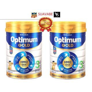 Bộ 2 sữa bột Dielac Optimum Gold Step 3 900g thumbnail