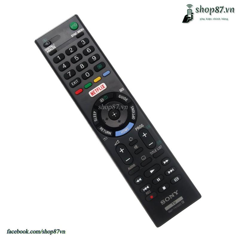 Bảng giá Remote điều khiển tv Sony thay thế TX100P và TX201P
