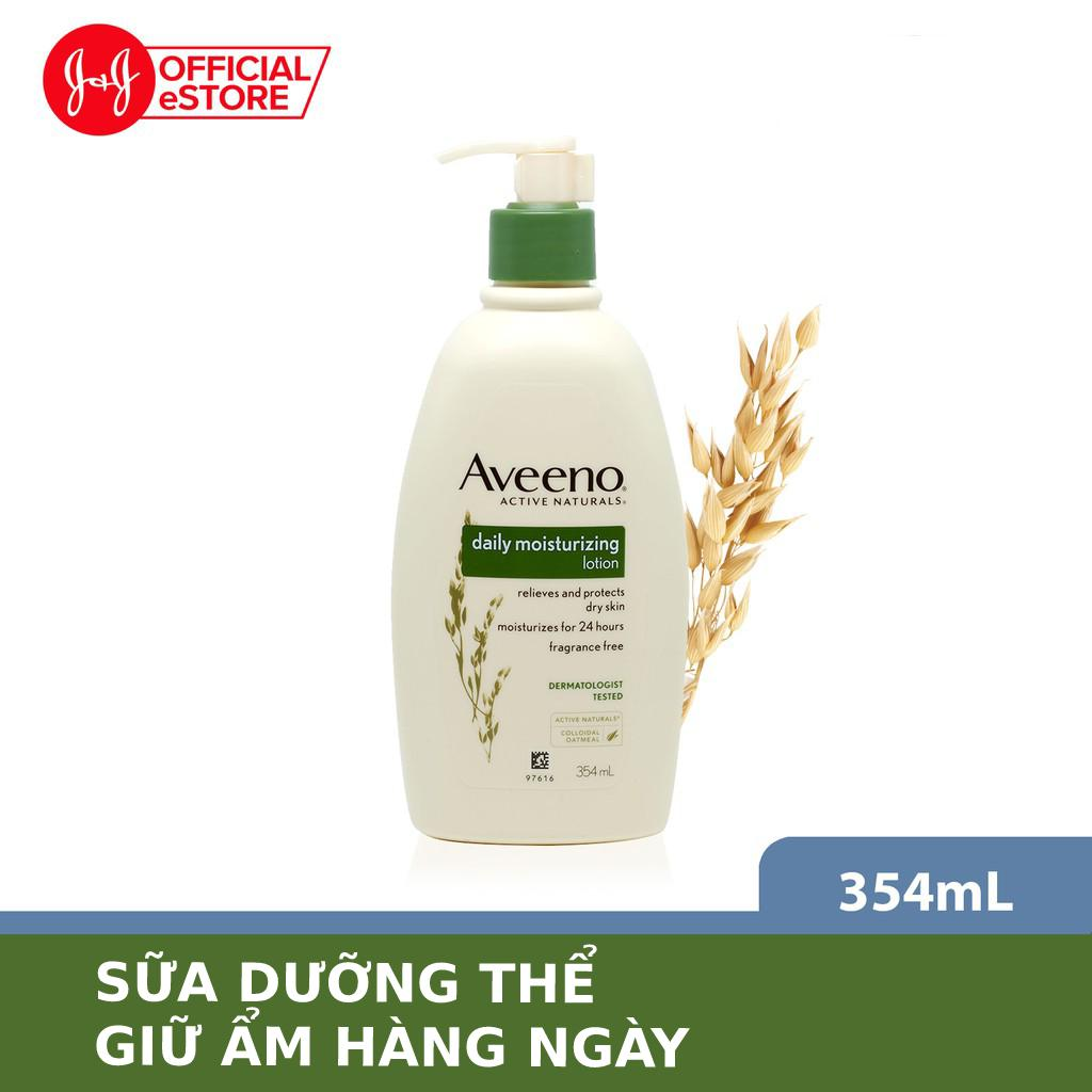 Sữa dưỡng thể Aveeno giữ ẩm hàng ngày 354ml - 101016748 cao cấp