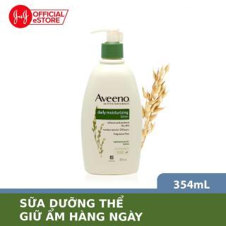 Sữa dưỡng thể Aveeno giữ ẩm hàng ngày 354ml - 101016748 thumbnail