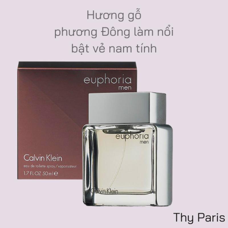 Nước hoa Calvin Klein Euphoria Men (EDT) 100ml