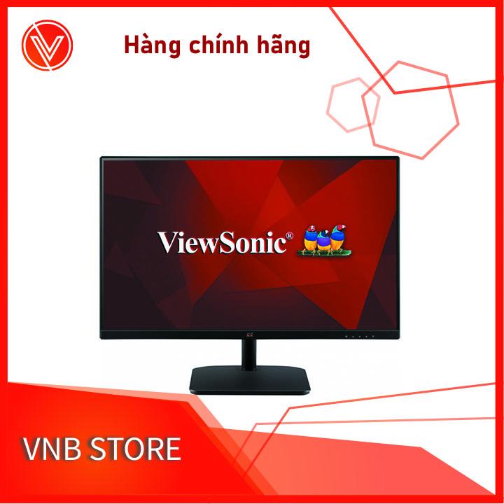 Màn hình máy tínhViewsonic VA2432-H (FHD/IPS/75Hz/5ms) - Hàng Chính Hãng