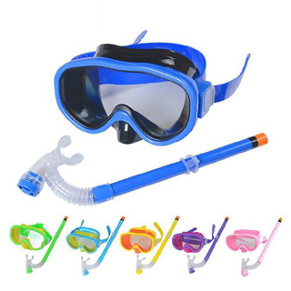 Kính bơi , Kính bơi lặn có ống thở trọn bộ dành cho trẻ thumbnail