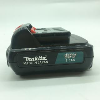[ PIN DỰ PHÒNG ] Pin máy khoan pin Makita 18V, 21V, 24V- PIn chuẩn 5 cell - Dung lượng khủng 2000mAh thumbnail