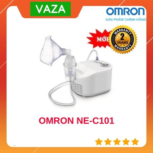 Máy Xông Mũi Họng Omron NE-C101 - Bảo Hành 24 Tháng