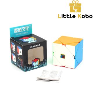 Rubik Skewb Stickerless MoYu MeiLong MFJS Rubik Biến Thể thumbnail