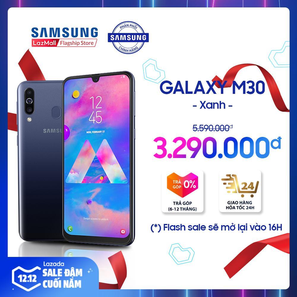 Điện Thoại Samsung Galaxy A20 32Gb 3Gb – Hàng Chính Hãng
