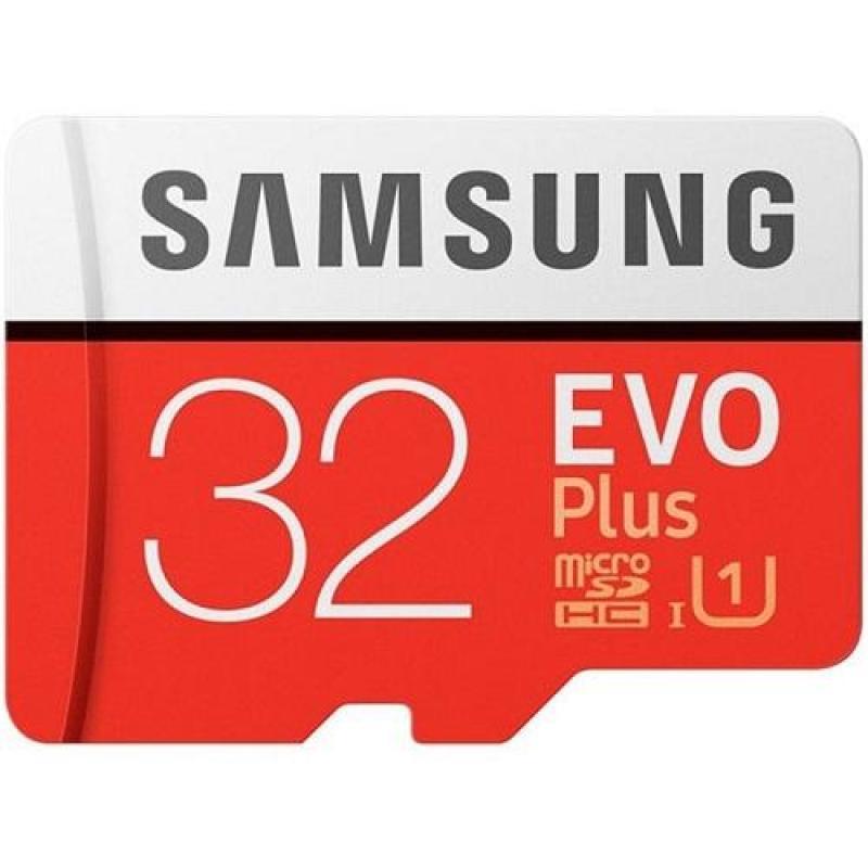 Thẻ Nhớ MicroSDHC Samsung EVO Plus 32GB 95MB/s (New 2017)  - Hãng Phân Phối Chính Thức
