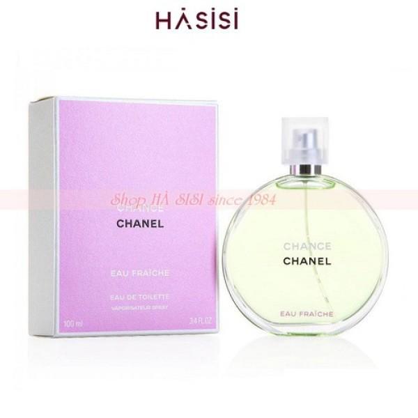Nước hoa Chanel - Chance Eau Fraiche Edt 50ml, hương thơm đặc trưng từ các thành phần tự nhiên, lưu lại hương thơm lâu dài, đảm bảo chất lượng