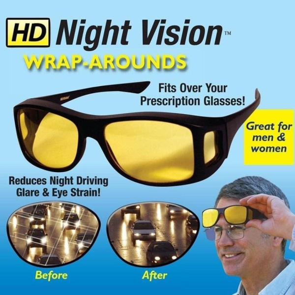 Giá bán Kính Nhìn Xuyên đồ - Kính Nhìn Xuyên Đêm HD Vision Mẫu Mới nhất 2020