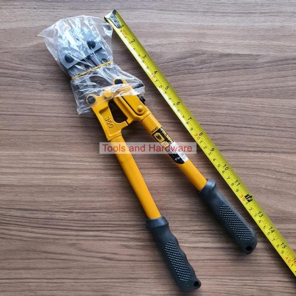 Kìm cộng lực 14 inch (350mm) hãng Tolsen tiêu chuẩn Mỹ (hàng xuất Châu Âu) - Kìm cắt thép Tolsen, kềm cắt sắt, Kìm cắt sắt, kem cat sat