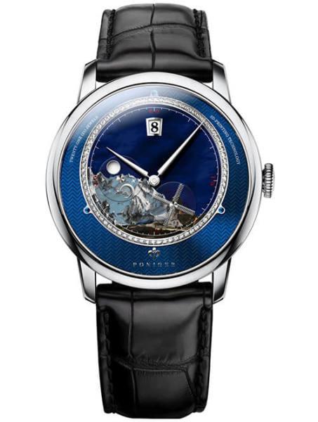 Đồng hồ nam chính hãng Poniger P7.23-5