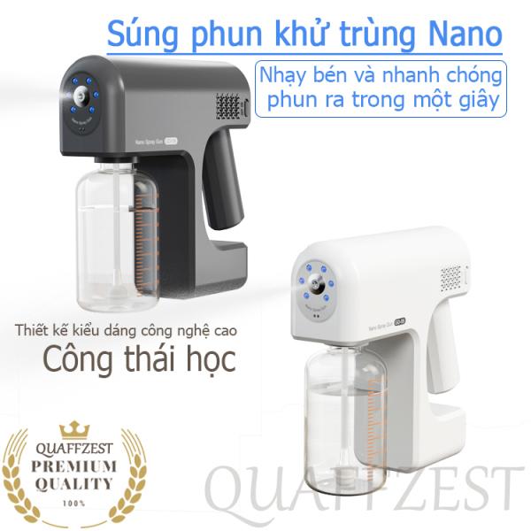 GD-09 Súng Bắn Nano Mini, Súng Phun Sương Nano, Máy Bắn Nano Mini Steam