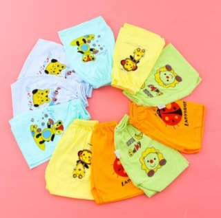 Combo 10 quần sooc cotton cho bé từ 5-15kg- VẢI MỀM MỊN-HÀNG ĐẸP CHO BÉ YÊU