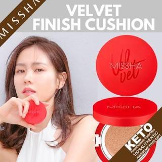 Phấn Nước Missha Velvet Finish Cushion SPF50+ PA+++ thumbnail
