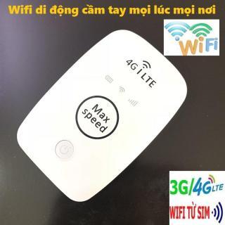 CỤC PHÁT WIFI 4G ZTE MF901 tốc độ cực cao-XÀI CỰC TỐT- CHẤT LƯỢNG TUYỆT CÚ MÈO - thiết bị thu phát sóng di động lte 4g MF901 cao cấp -Bảo hành 1 đổi 1 từ MƯỜNG THANH ROYAL thumbnail
