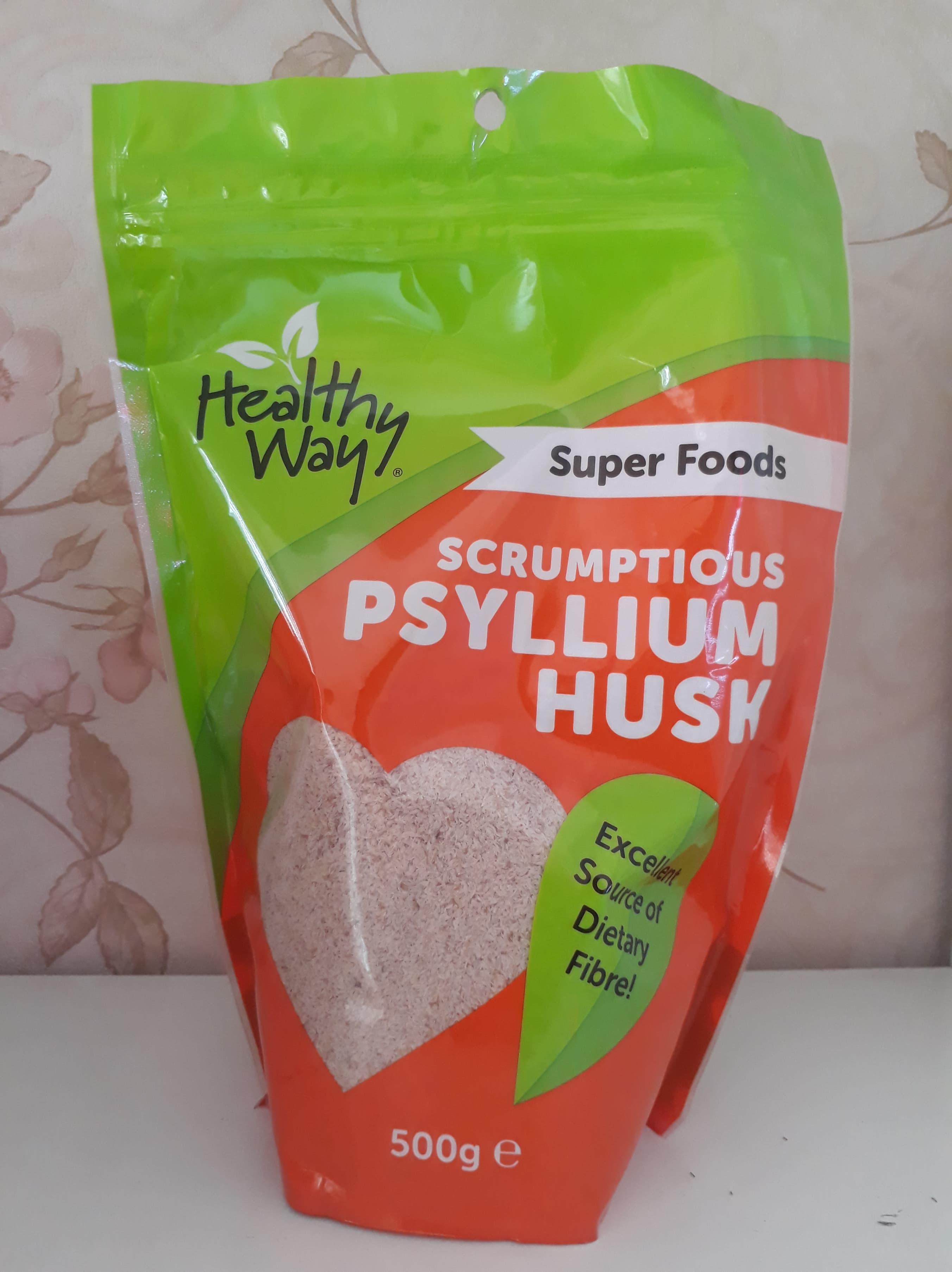 Vỏ Hạt Mã đề Healthy Way - Psyllium Husk 500g Giá Giảm