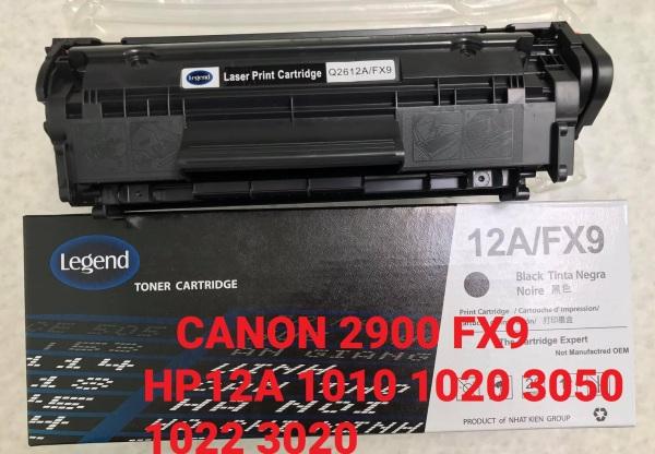 Bảng giá Hộp mực 12A 2900 FX9 Loại tốt Legend Full box Máy in LBP 2900 3000 Mf 4320d 4350d  MF4370dn L140  L160 L120  HP Laser Jet 1010/1015/1020/3015/3020/3030/3050 Phong Vũ