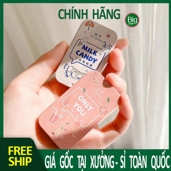 Nước Hoa Khô SHIMANG🔥𝑭𝑹𝑬𝑬𝑺𝑯𝑰𝑷🔥 Nước hoa khô mini dạng sáp ShiMang mùi hương trái cây nhiệt đới [ BIGSALEMART] nhập khẩu