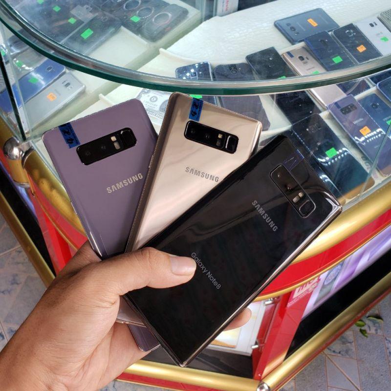 Điện thoại Samsung Galaxy Note 8 bản Mỹ chip Snapdragon 835