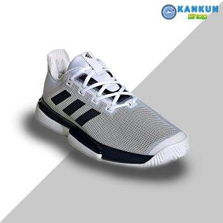 Giày Tennis Chính Hãng Adidas SoleMatch Bounce FU8118 Kankun Sport Shop thumbnail