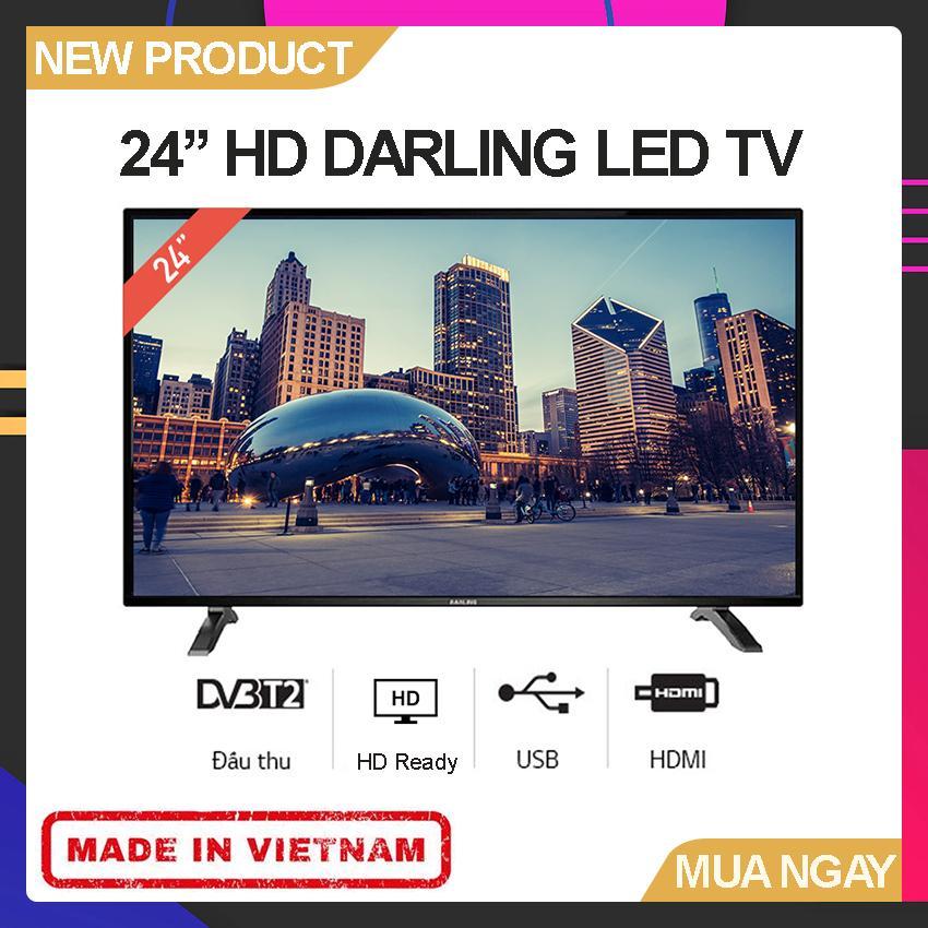 Bảng giá Tivi Led Darling 24 inch HD - Model 24HD920T2 (HD Ready, Tích hợp DVB-T2) - Bảo Hành 2 Năm