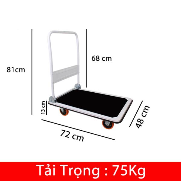 Xe Đẩy Hàng TL-75 (Tải Trọng 75Kg) vntrade