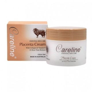 Kem Nhau Thai Cừu Careline Placenta Cream Úc, 100ml, Cam thumbnail