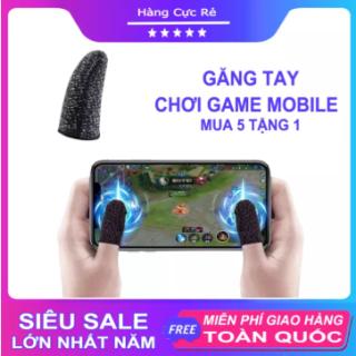 Bao tay chơi game, Găng tay chơi FF, PUBG, Liên quân Mobile chuyên nghiệp, chống ra mồ hôi tay, tăng độ nhạy Shop Hàng Cực Rẻ thumbnail