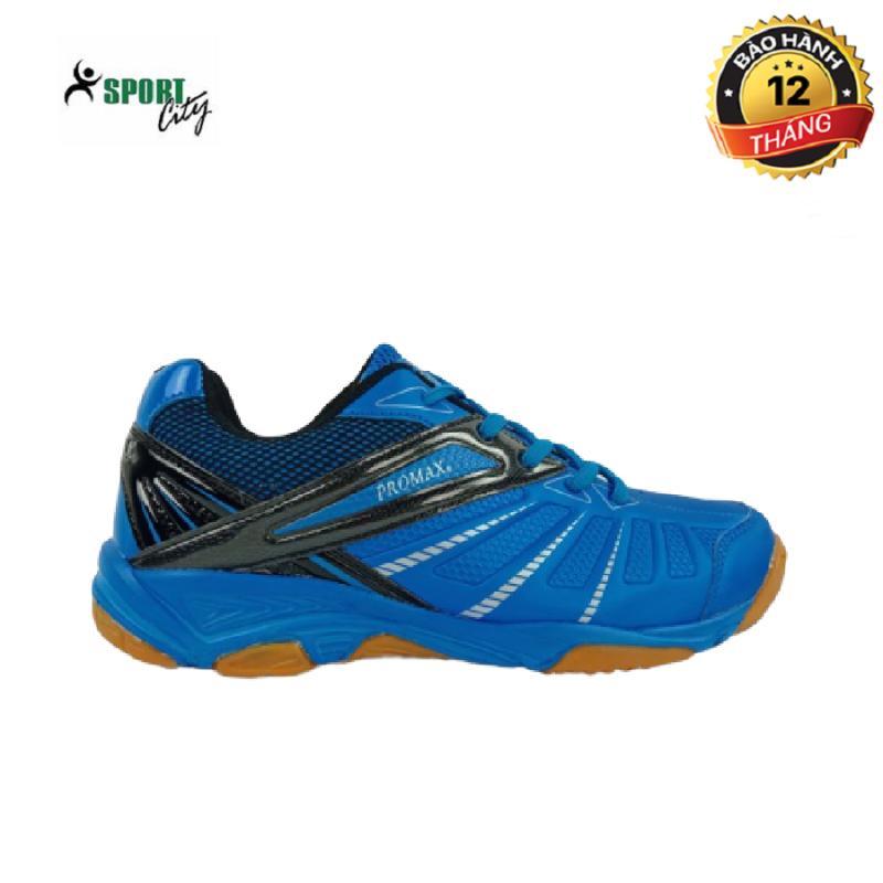 Giày cầu lông nam, giày thể thao nam, giày bóng chuyền nam, giày cầu lông Promax 19001 chuyên nghiệp, đế kếp hỗ trợ vận động tốt, không thấm nước, chống trơn trượt