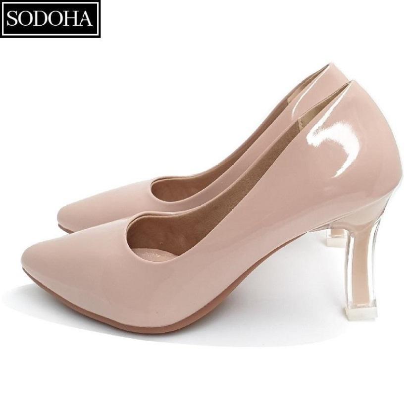 Giày Cao Gót Nữ - Giày Nữ - Giày Công Sở Nữ SODOHA - SDH909 giá rẻ