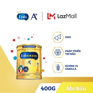[FREESHIP] Sữa bột Enfamama 360 Brain Plus cho mẹ mang thai và cho con bú - Vị Vanilla -400g - Cam kết HSD còn ít nhất 10 tháng thumbnail