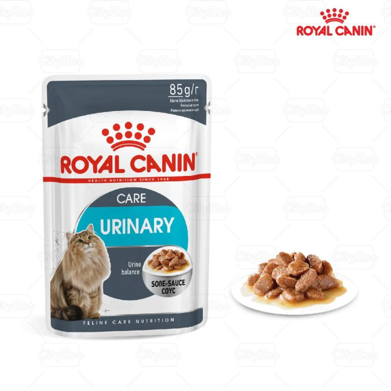 1 tui ROYAL CANIN URINARY CARE WET - HỖ TRỢ SỨC KHỎE TIẾT NIỆU