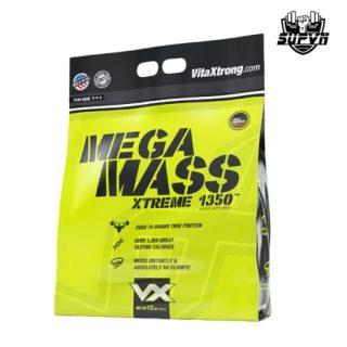 Mega Mass Extreme 1350 12lbs - Sữa tăng cân, tăng cơ hàm lượng cao tăng cân nhanh an toàn thumbnail